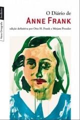 O Diário De Anne Frank Frank Otto H E Pressler Mirjam Pitacos